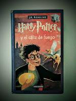 BookTag El cuerpo humano Harry Potter y el caliz de fuego