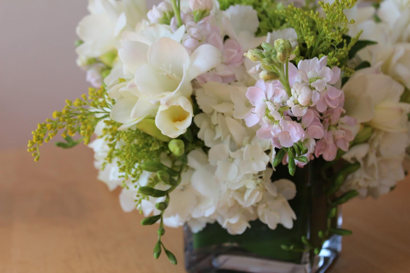 Forty Second Avenue Simple Floral Arrangement