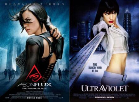 Æon Flux Flux (2005) / Ultraviolet (2006)