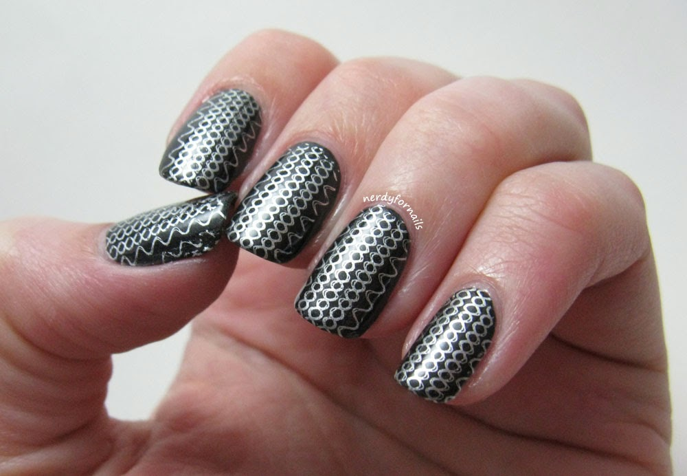 Nerdy for Nails: May 2014