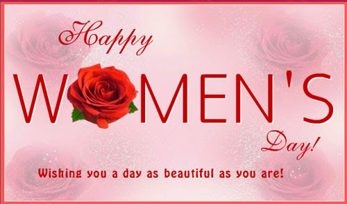 Send free women's day 2015 quotes and greetings | women's day 2015 quotes