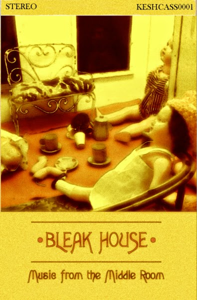 Bleak House - Music From The Middle Room cassette