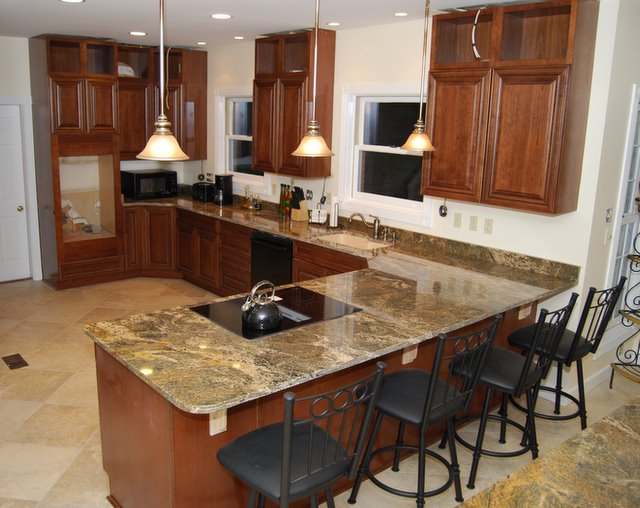 Granite Countertop Choices
