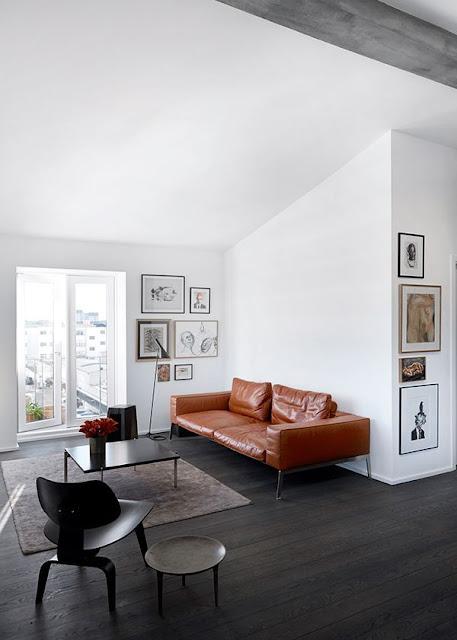 La fabrique d co espace n gatif 4 id es pour d corer for Accrocher tableau mur beton