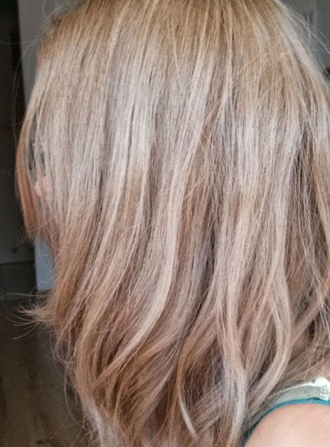 Blog Blond Bunny LOreal Excellence 81 813