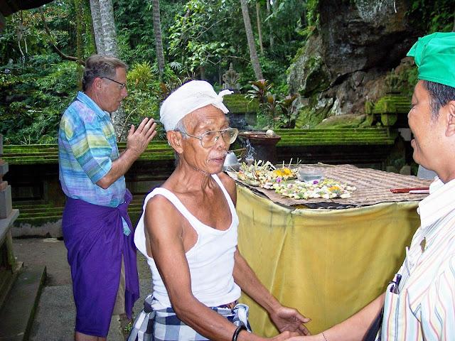 Goa Gajan Temple, Bali