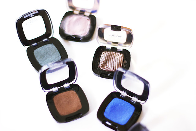 L'Oréal Colour Riche Eyeshadow Review