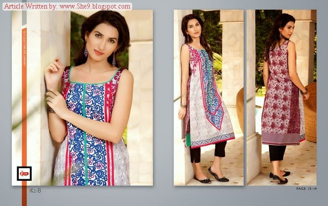 LSM Komal Winter Kurti Designs