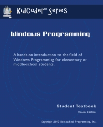 Kid Coder Windows Programming  Homeschool Programming