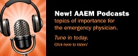 APRIL 2016: AAEM Podcast