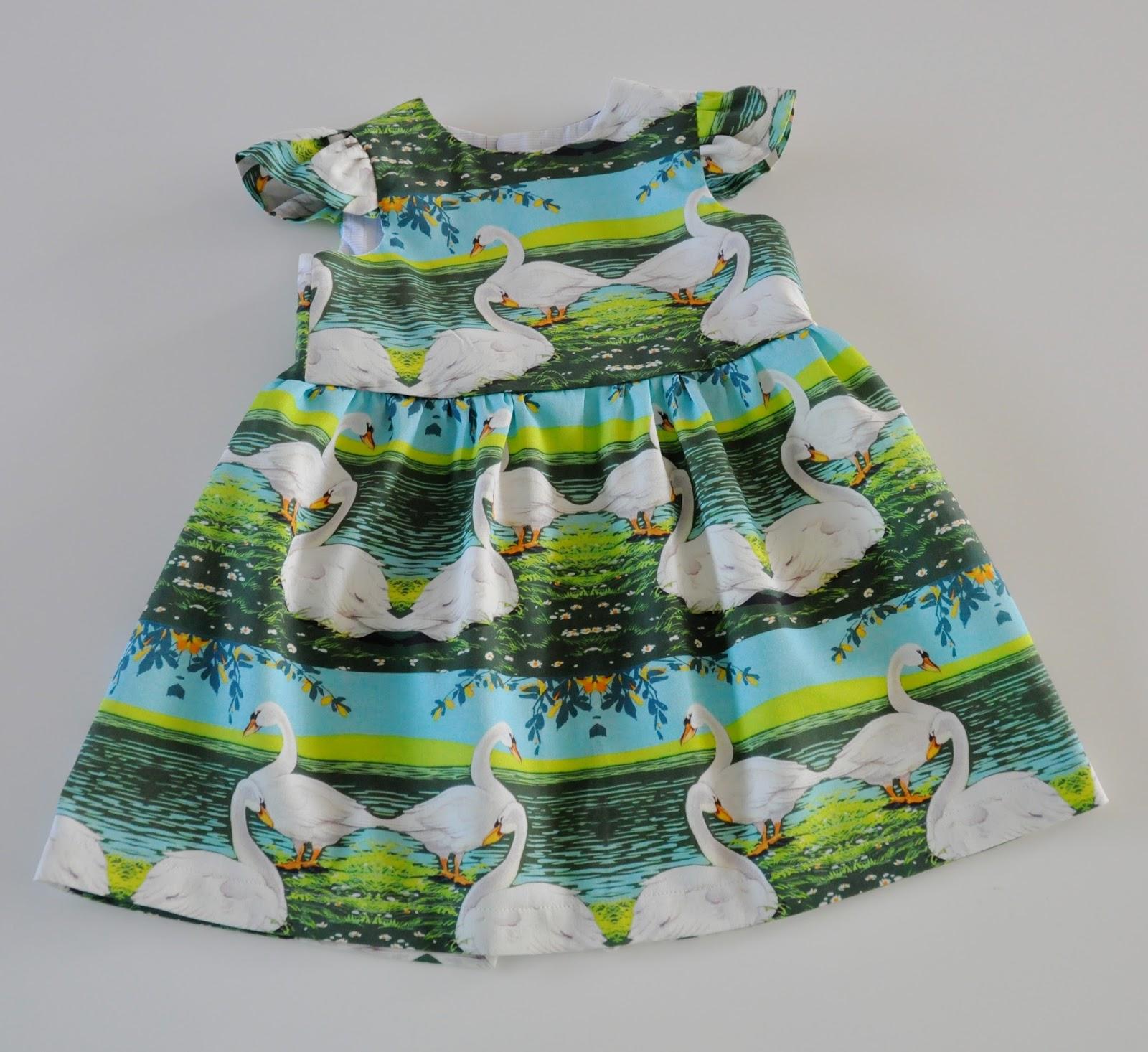 patroon jurk meisje tricot