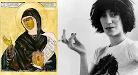 Hildegard von Bingen, Patti Smith