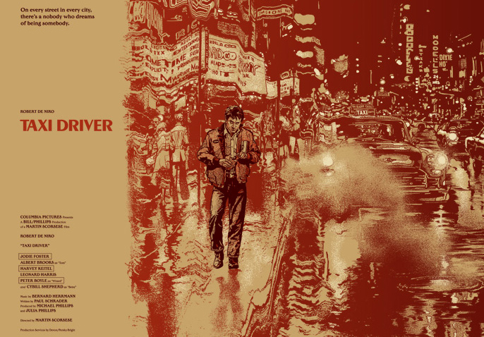 Martin Ansin's Taxi Driver