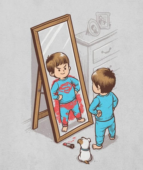 Niño Superman