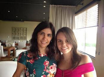 Elyssa e Gabriela