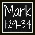 Link to: Mark Series - Mark 1:29-34
