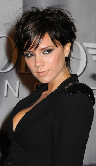 The Glamorous Short Pixie Women Hairstyles 2015 Photo