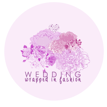 <center>Wedding Wrapped In Fashion</center>