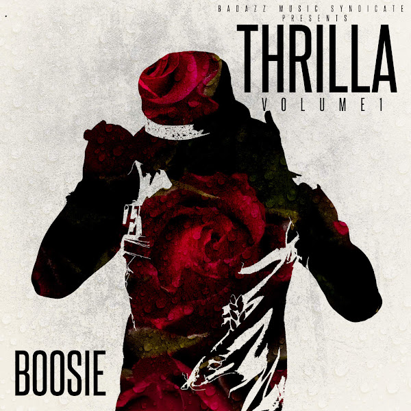 Boosie Badazz - Thrilla, Vol. 1 Cover