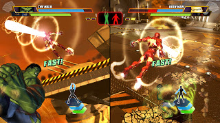 Marvel Avengers Battle for Earth Gamescom Screenshots Wii U Kinect