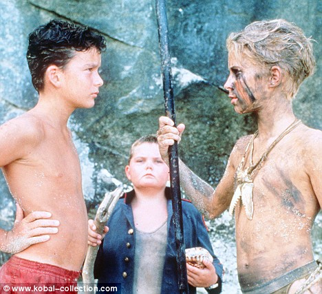 Lord Of The Flies Piggy And Ralph