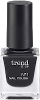 Preview: Die neue dm-Marke trend IT UP - N°1 Nail Polish 020 - www.annitschkasblog.de