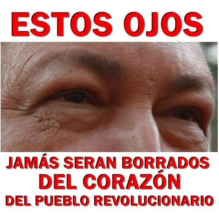 #ChavezEsNuestro