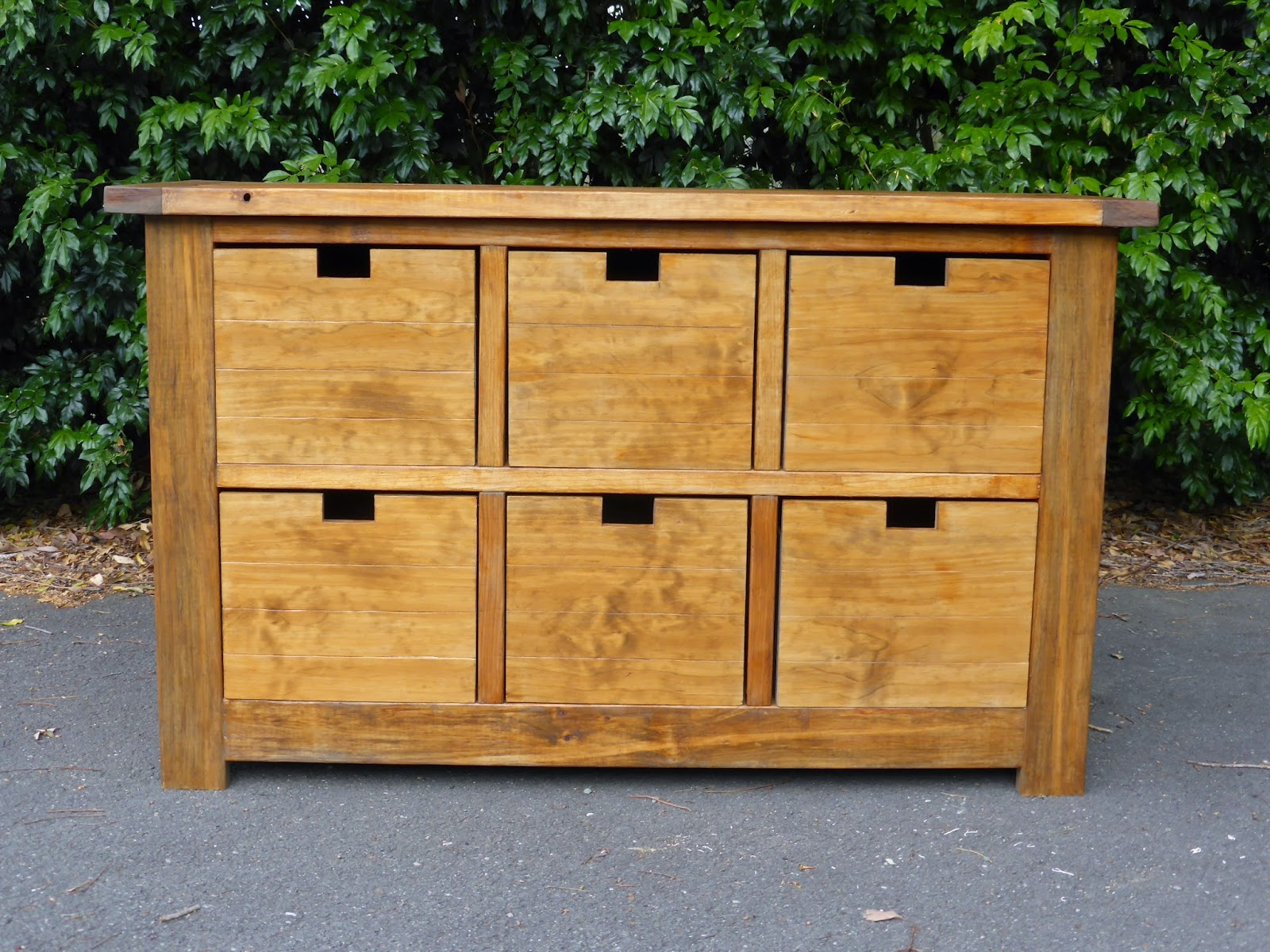 Ana White Dumpster Dresser From 2x4s Diy Projects