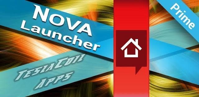 Nova Launcher v2.2.2 Apk first full download