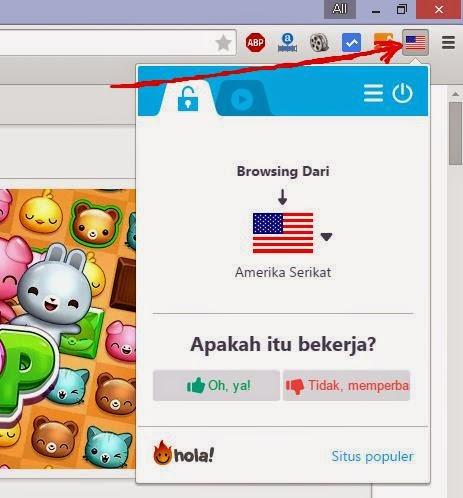 nama salah satu browser