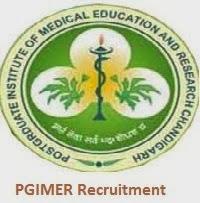 Apply Online For 155 Vacancy In PGIMER Recruitment 2014 @ pgimer.edu.in Logo