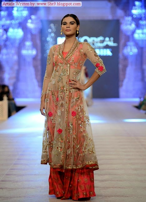 PFDC Bridal Week 2014 Presents Misha Lakhani