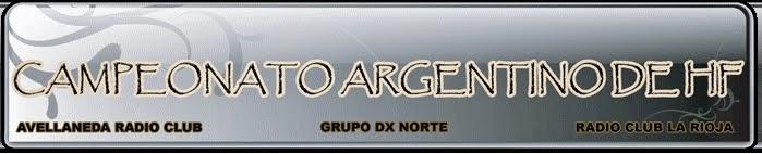 Campeonato Argentino de HF 2014