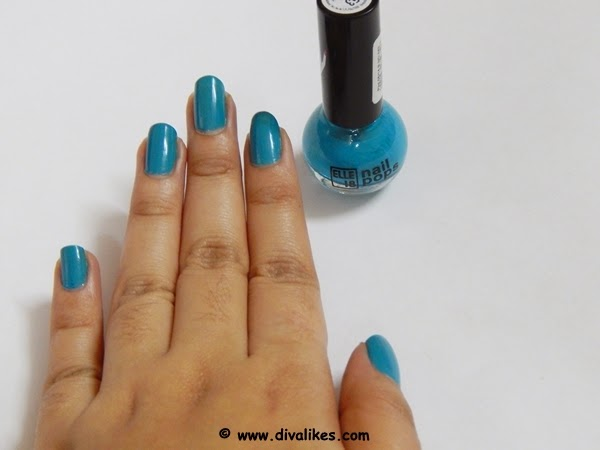 Elle 18 Nail Pops Shade 53 Review | Diva Likes