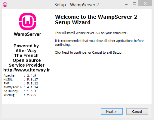 Membuat Local Host Dengan WampServer 2