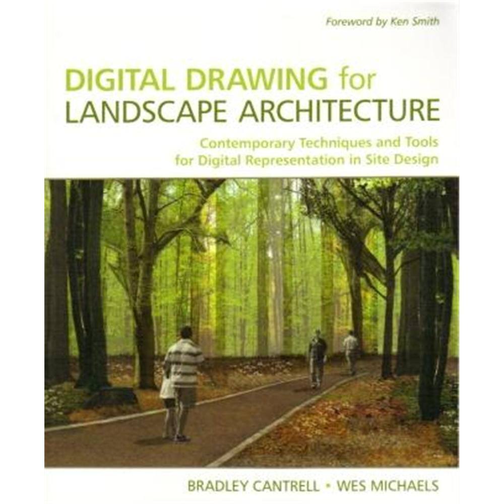 Digital Drawing For Landscape Architecture Contemporary Techniques
