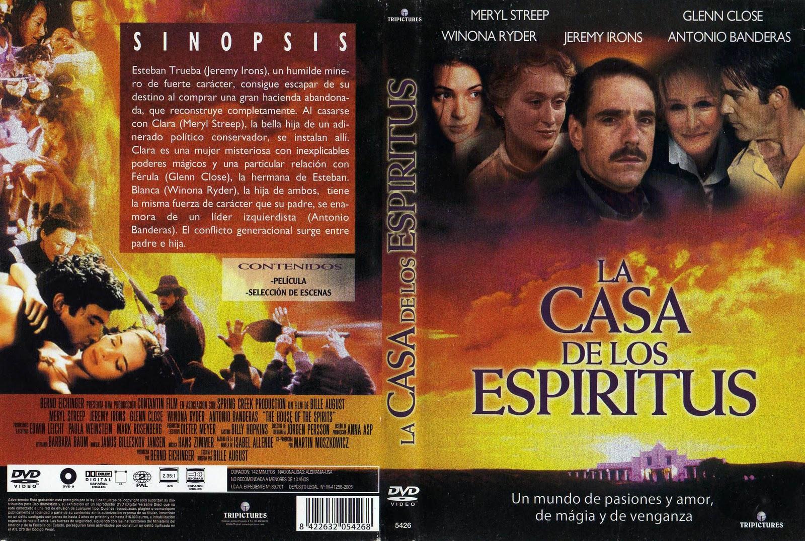 La casa de los espiritus - La casa delos espiritus isabel allende ...
