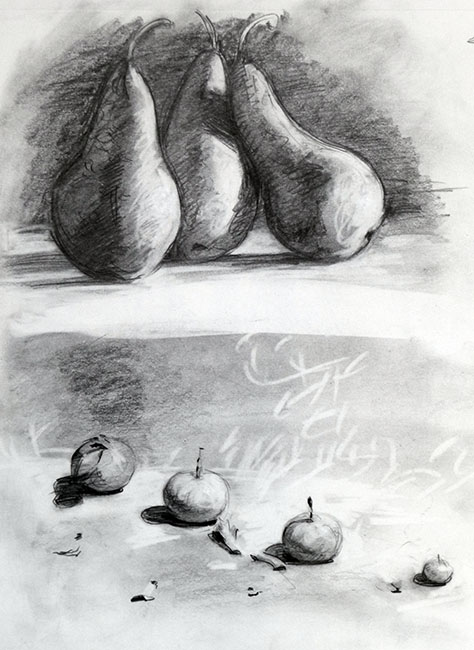 Sean McMurchy's Sketchbook Upadated Dec 4th