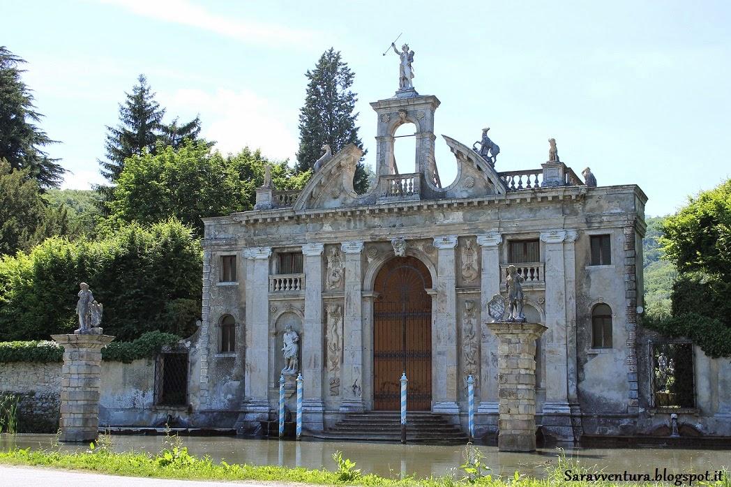 Il giardino di Valsanzibio Colli Euganei