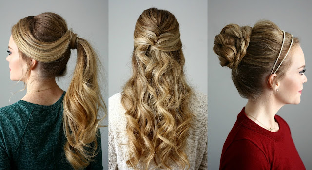 Beautiful New Party Hairstyles For Long Hair 2016 | Fashion,Trends,Beauty .