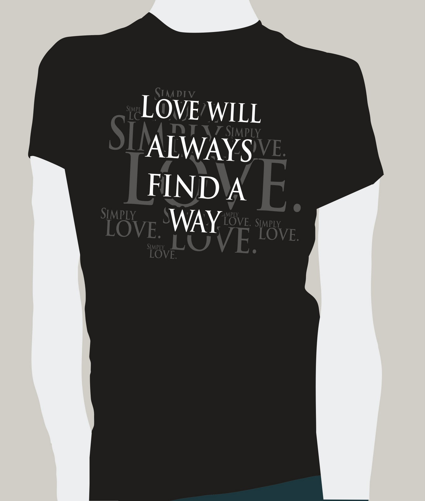 Our adoption keepin 39 it simple t shirt fundraiser 12 for Adoption fundraiser t shirts