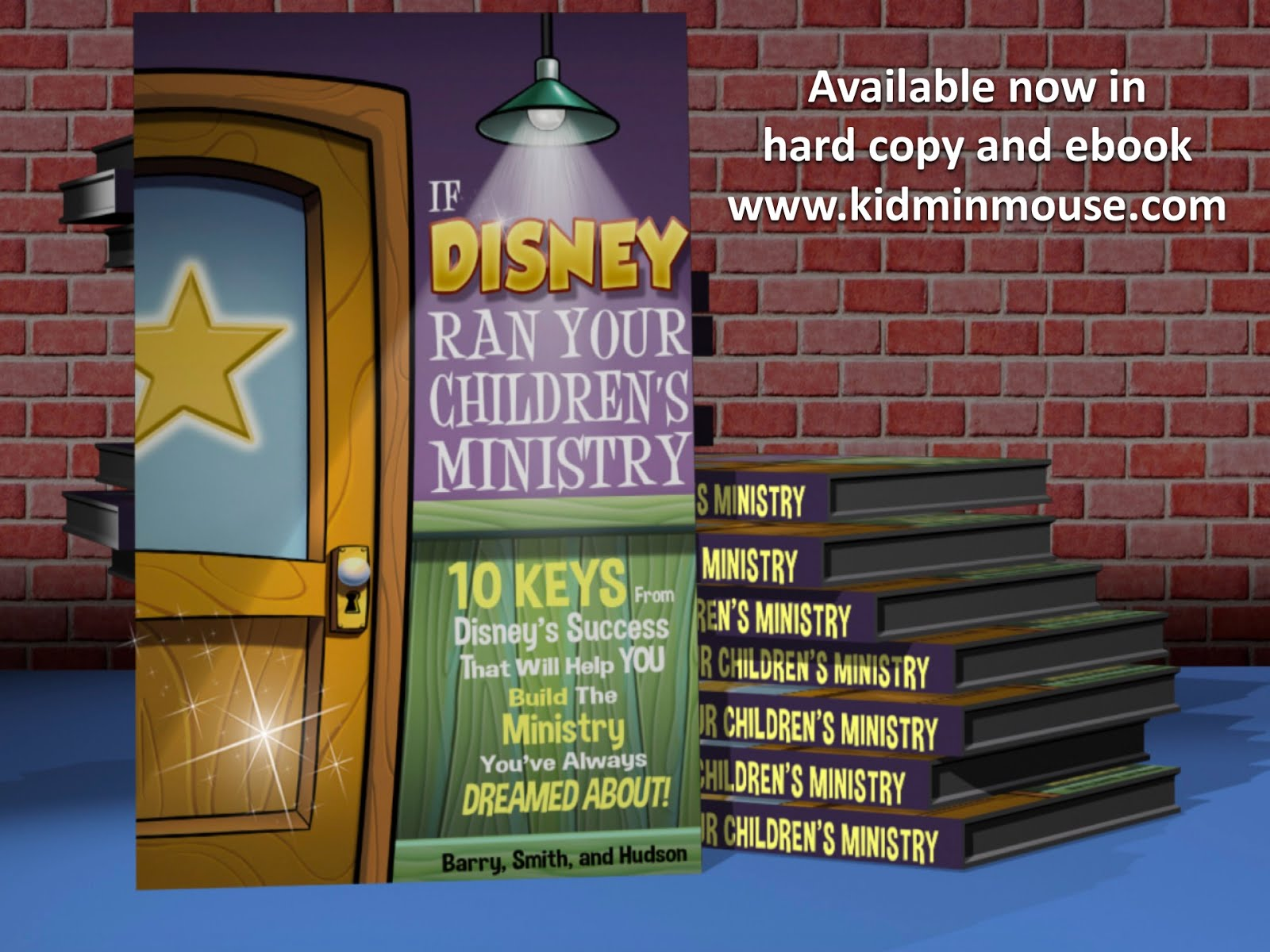 If Disney Ran Your Children's Ministry Book