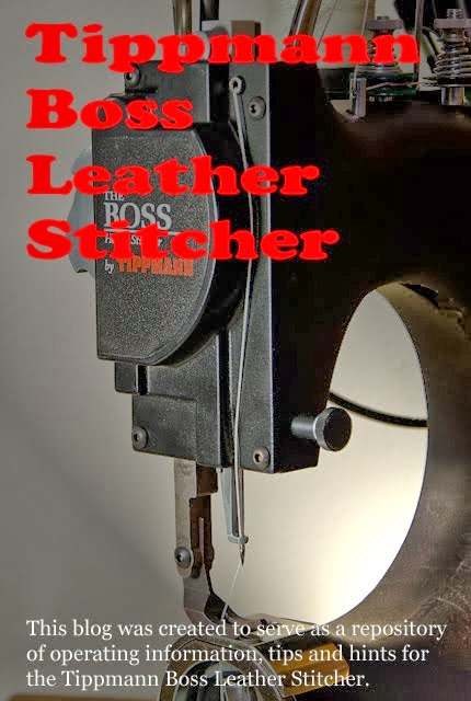 Tippmann Boss Leather Stitcher