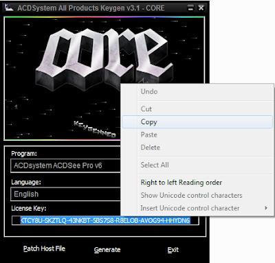 Acdsee Pro 6 Ключ