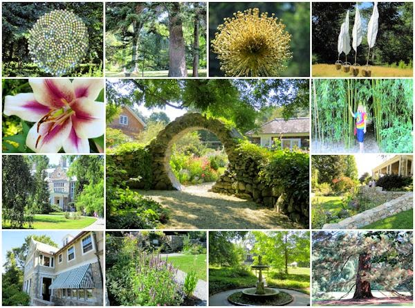 A Guide To Northeastern Gardening New England Gardens Blithewold Mansion Gardens And