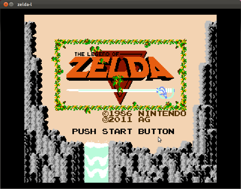 Explore The Land Of Hyrule Play Zelda Classic On Linux