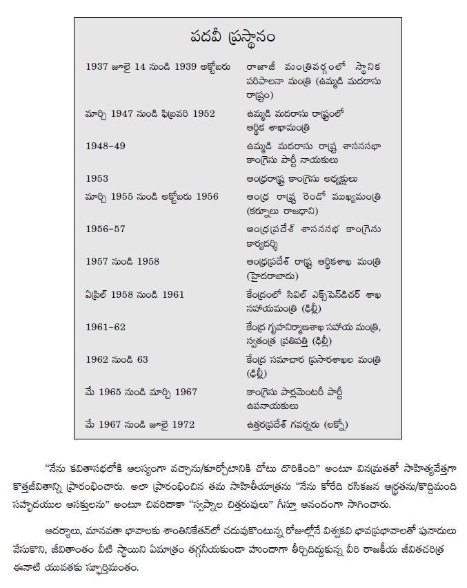 Tags Bezawada Gopala Reddy First Andhra Congress President Second Chief Minister Of Andhra Telugu Writer Uttar Pradesh Governor Grk Murty