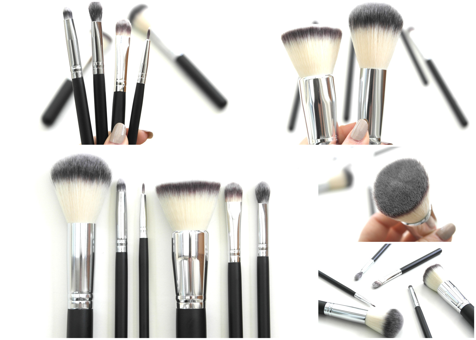 Crown Brushes Syntho Range