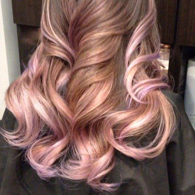 Rose Gold Ombre Hair Guy Tang Rose Gold Ombre Hair by Guy