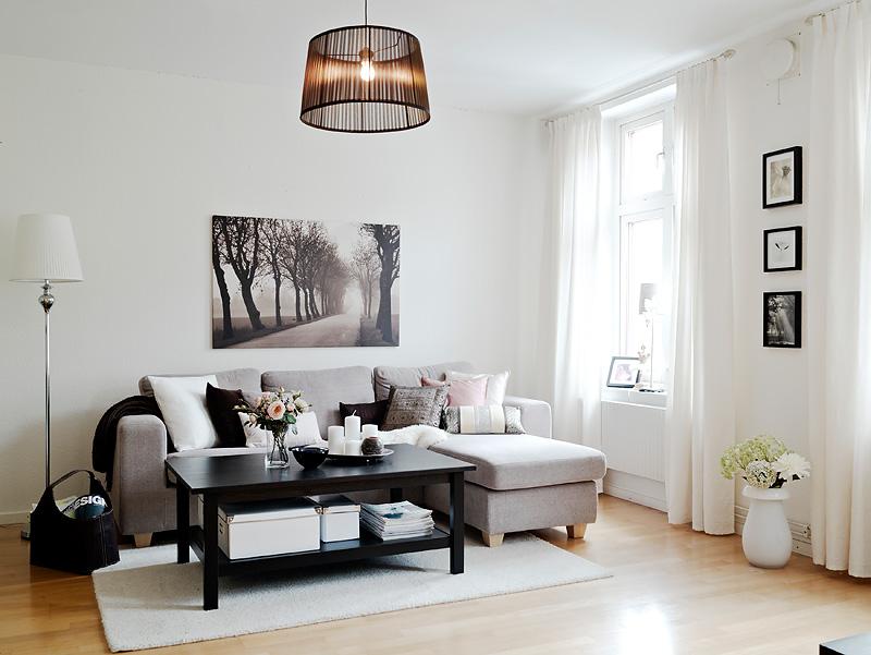 Blog achados de decora o decora o de salas pequenas e for Decora tu sala moderna